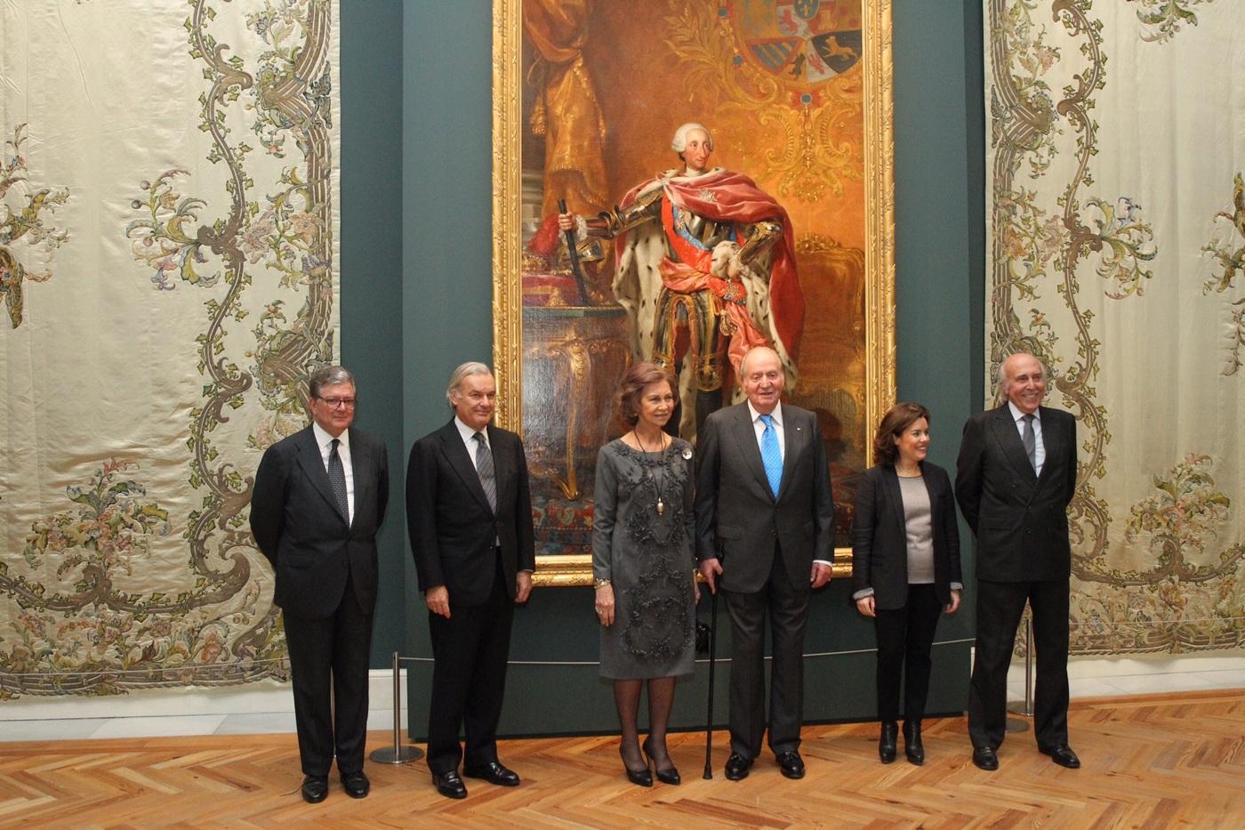 Casa De Su Majestad El Rey De Espa A Actividades Y Agenda  # Muebles Saenz De Santamar?a
