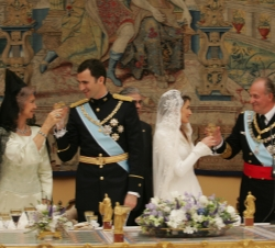Wedding of H.R.H. the Prince of Asturias