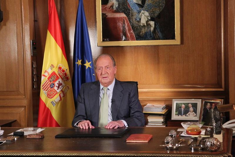 Casa Real   2 de Junio de 2014 - Mensaje a los Españoles de S.M. El Rey, Juan Carlos I 20140602_mensaje_rey_1